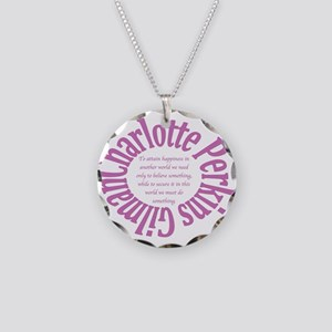 Sociology: Charlotte Perkins Gilman Necklace