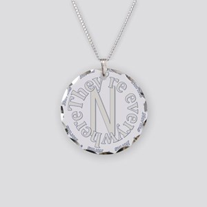 Sociology: Norms Are Everywhere Necklace