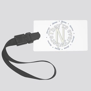 Sociology: Norms Are Everywhere Luggage Tag