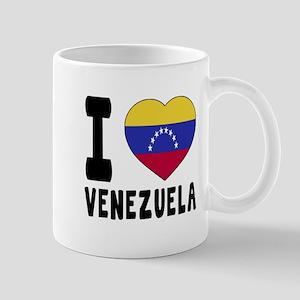 I Love Venezuela Mug