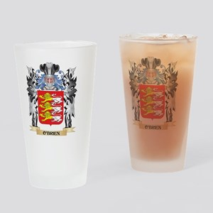 O'Brien Coat of Arms - Family Crest Drinking Glass