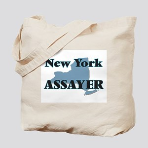 New York Assayer Tote Bag