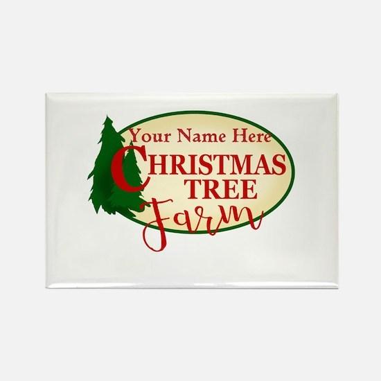 Christmas Tree Farm Magnets