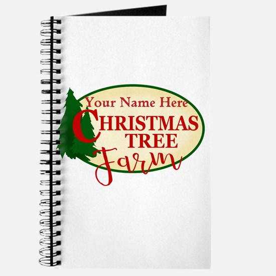 Christmas Tree Farm Journal