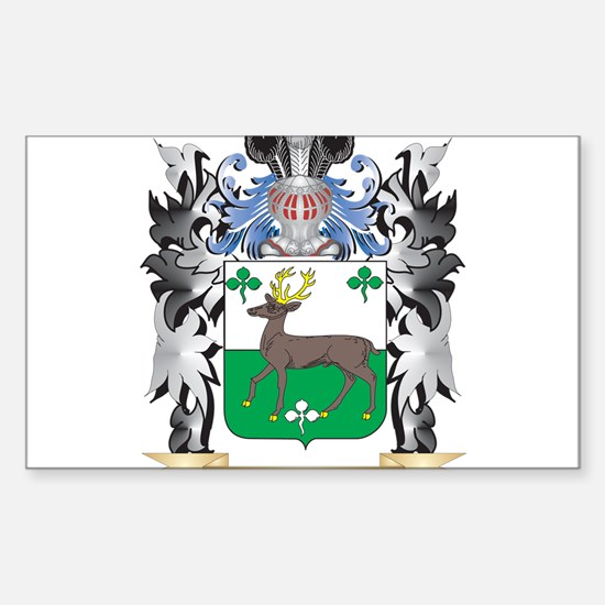 O'Connell Coat of Arms - Family Crest Decal