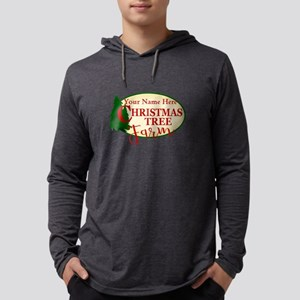 Christmas Tree Farm Long Sleeve T-Shirt