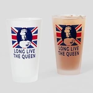 Queen Elizabeth II:  Long Live the  Drinking Glass