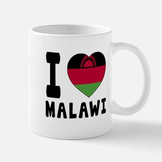 I Love Malawi Mug