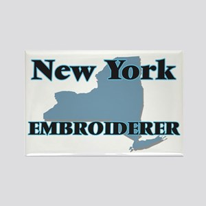 New York Embroiderer Magnets