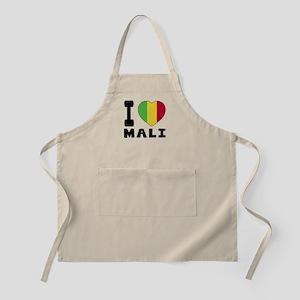 I Love Mali Apron