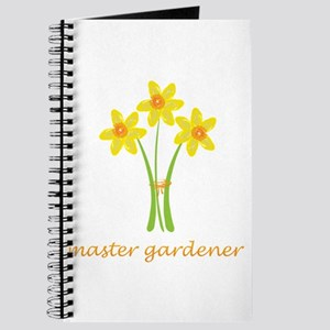 Yellow Daffodils Bouquet Master Gardener Journal