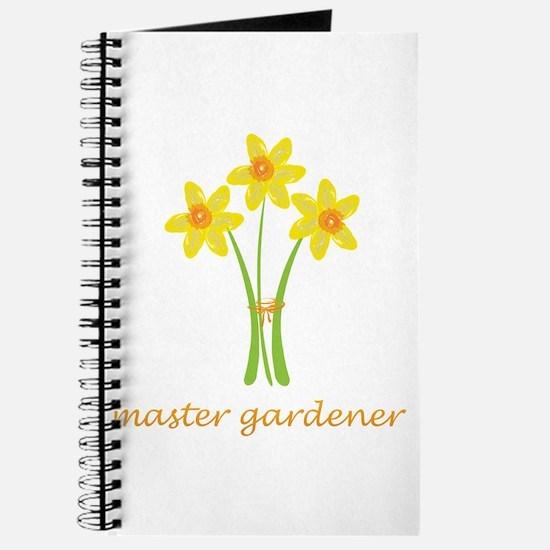 Yellow Daffodils Bouquet Master Gardener Journal
