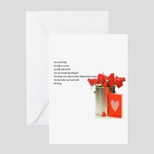 Endearing Husband Birthday Greeting Card