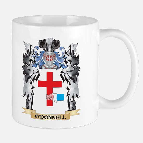 O'Donnell Coat of Arms - Family Crest Mugs