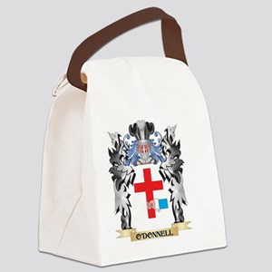 O'Donnell Coat of Arms - Family C Canvas Lunch Bag