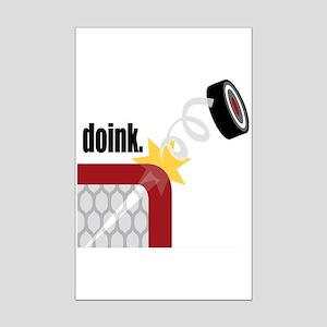 Doink Mini Poster Print
