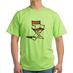 Film Brings Life Green T-Shirt