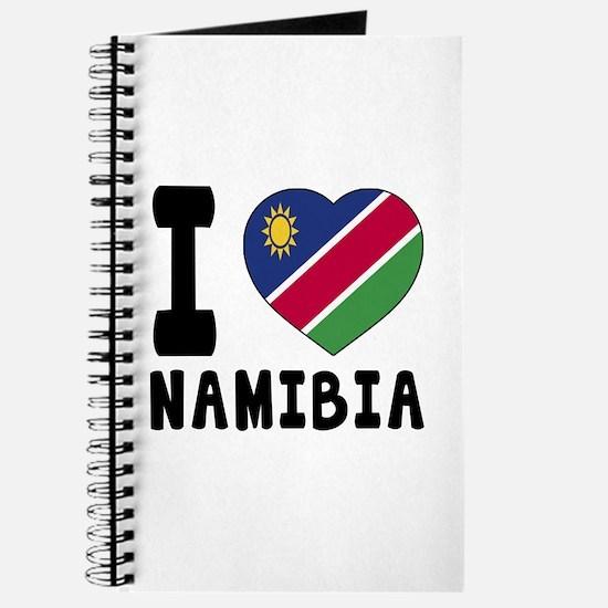 I Love Namibia Journal