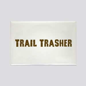 Trail Trasher Offroad gifts Rectangle Magnet