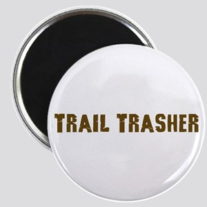 Trail Trasher Offroad gifts Magnet