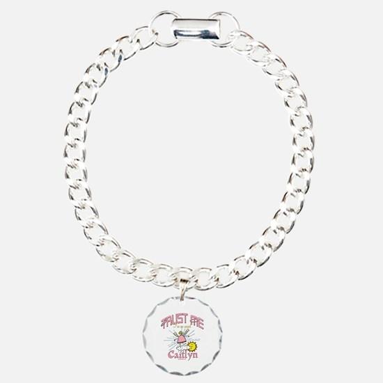 Angelic Caitlyn Personal Bracelet