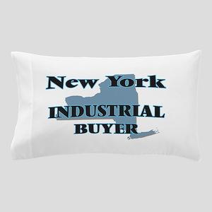 New York Industrial Buyer Pillow Case