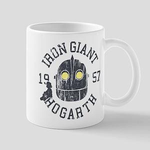Iron Giant Hogarth 1957 Vintage Mugs