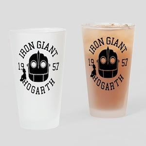 Iron Giant Hogarth 1957 Drinking Glass