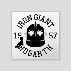 Iron Giant Hogarth 1957 Sticker