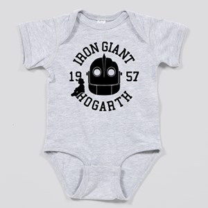 Iron Giant Hogarth 1957 Baby Bodysuit