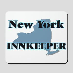 New York Innkeeper Mousepad