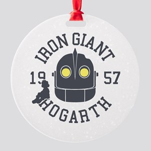 Iron Giant Hogarth 1957 Retro Ornament