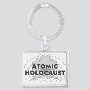 Iron Giant Atomic Holocaust Keychains