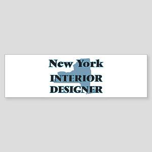 New York Interior Designer Bumper Sticker