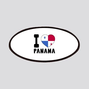 I Love Panama Patch