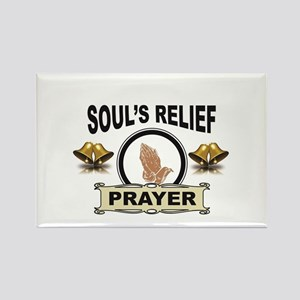 bells of prayer Magnets