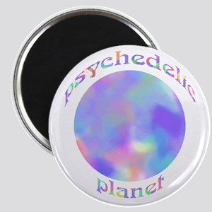 Pschedelic Planet Magnet