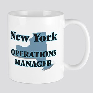 New York Operations Manager Mugs