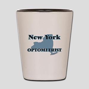 New York Optometrist Shot Glass