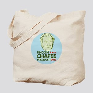Lincoln Chafee President 2016 Tote Bag
