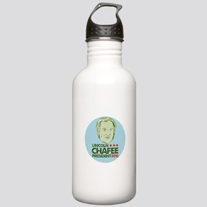 Lincoln Chafee President 2016 Water Bottle