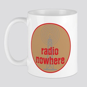 Radio Nowhere Mug