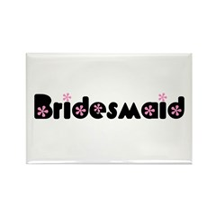 Bridesmaid Rectangle Magnet (10 pack)