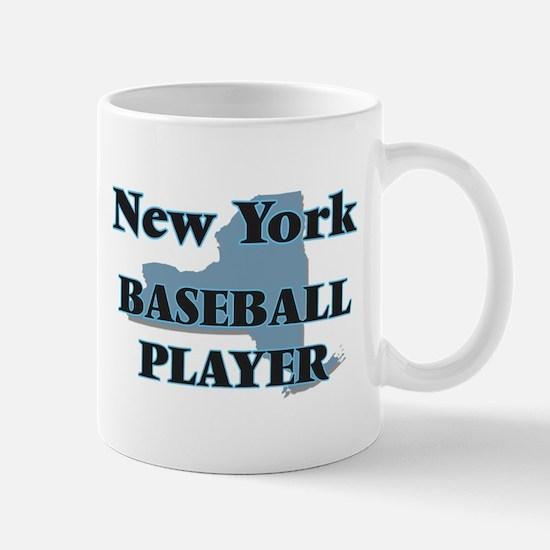 New York Baseball Player Mugs