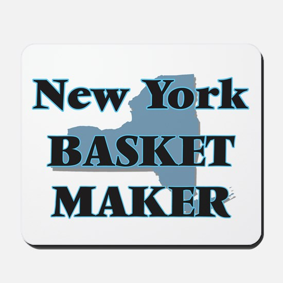 New York Basket Maker Mousepad