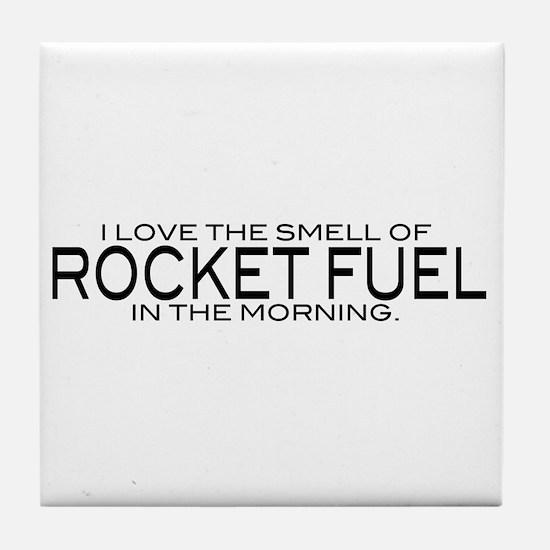 Rocket Fuel Tile Coaster