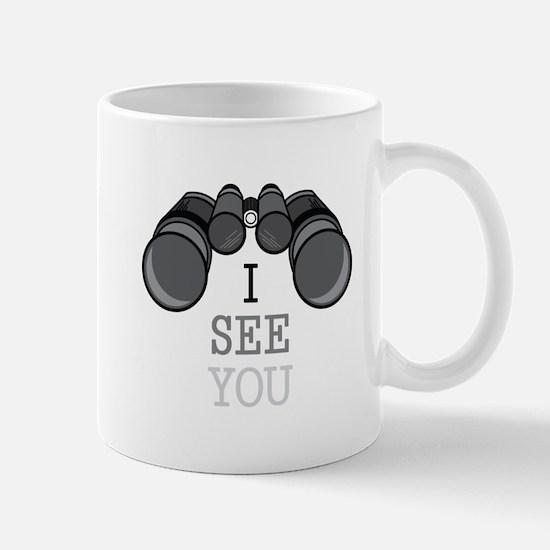 I See You Mugs