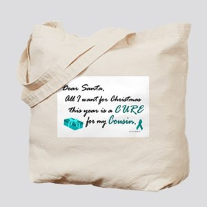 All I Want For Christmas OC (Cousin) Tote Bag