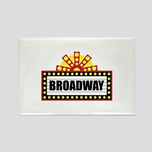 Broadway  Magnets