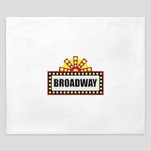 Broadway  King Duvet